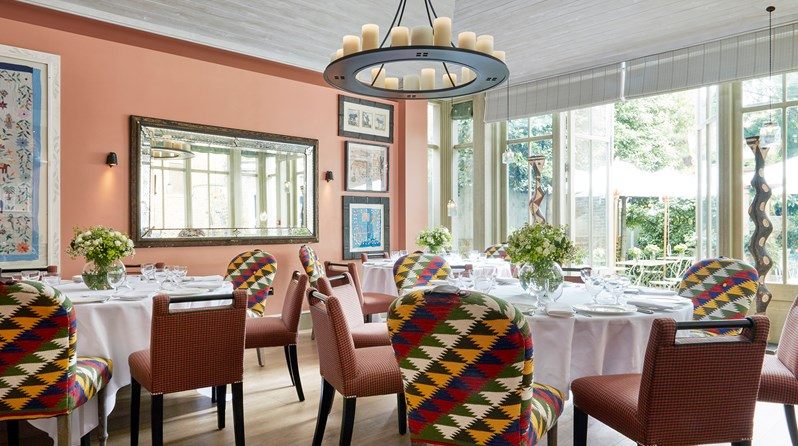 The Orangery at Firmdale's Number Sixteen