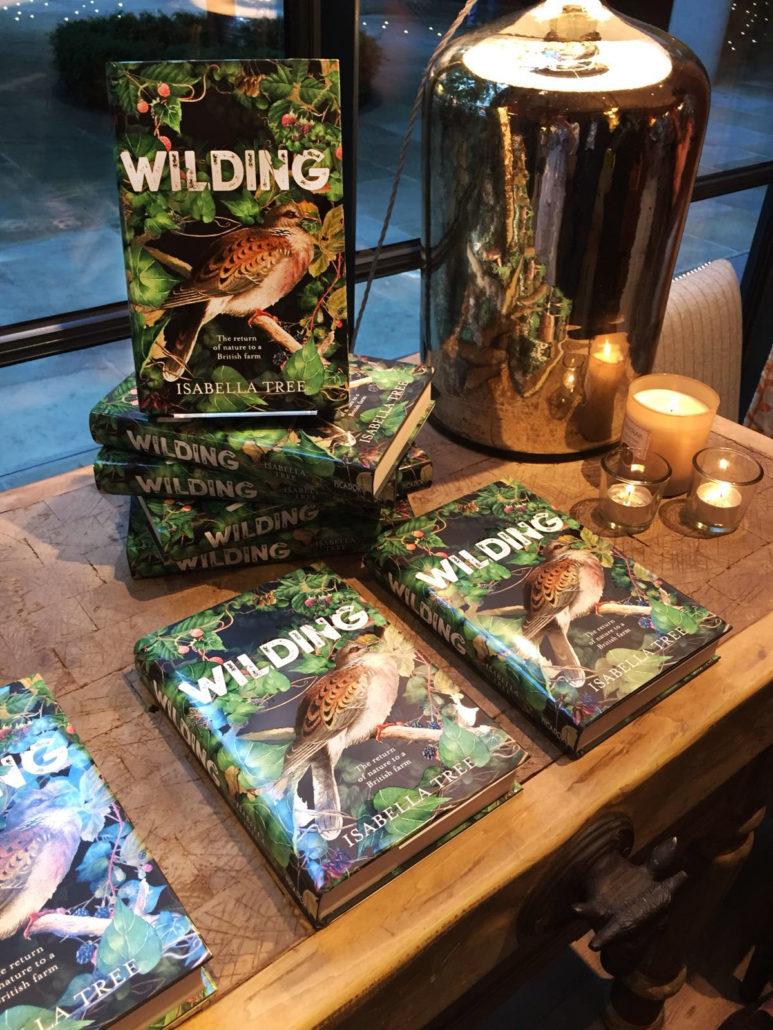 Wilding Isabella Tree Books