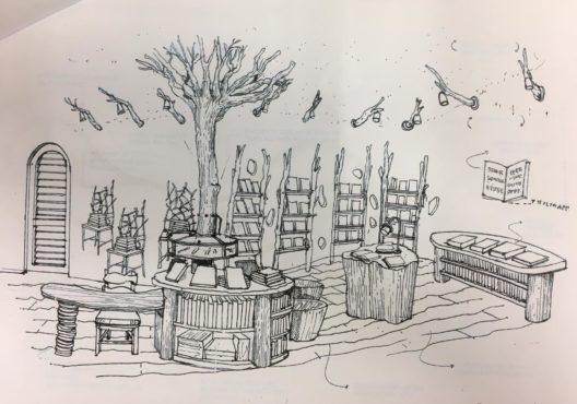 Barefoot Bookseller