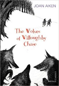 Best books to give at Christmas - the wolves of willoughby