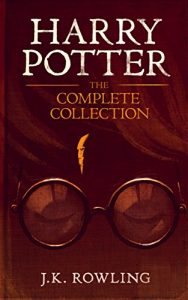 Best books to give at Christmas - harry Potter