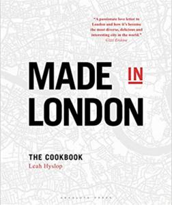 Made in London Cookbook