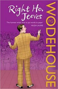 Books that have inspired us - Right Ho Jeeves