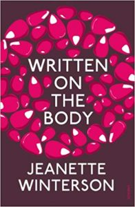 Books that have inspired us - Written on the Body