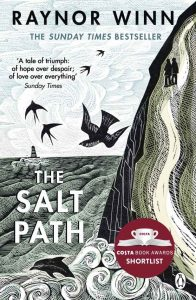 Best books to read for Spring 2019- The Salt Path