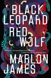 Best Books to Read for Spring 2019 - Black Leopard, Red Wolf
