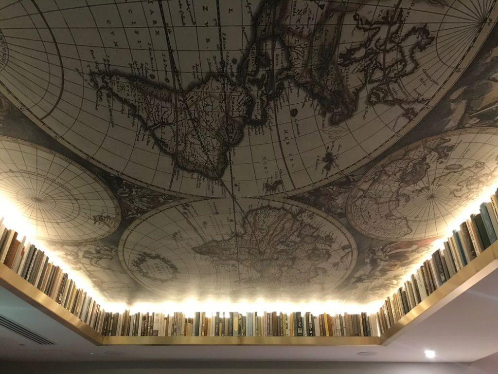 Vintry & Mercer ceiling coffer