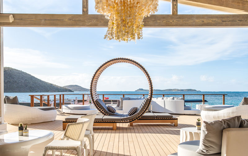 Oil Nut Bay - Sustainable Resort
