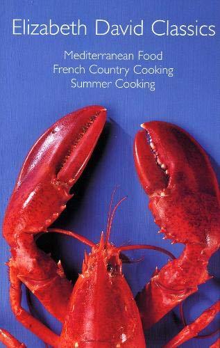 Elizabeth David Cookbook