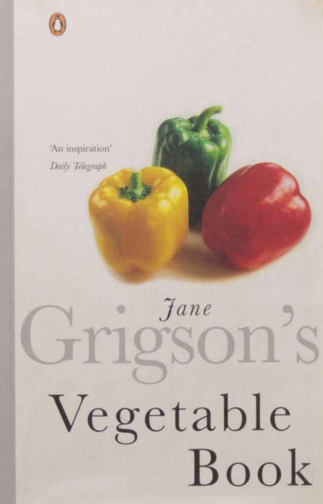 Jane Grigson Vegetable