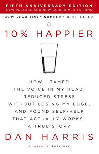 10% Happier health book
