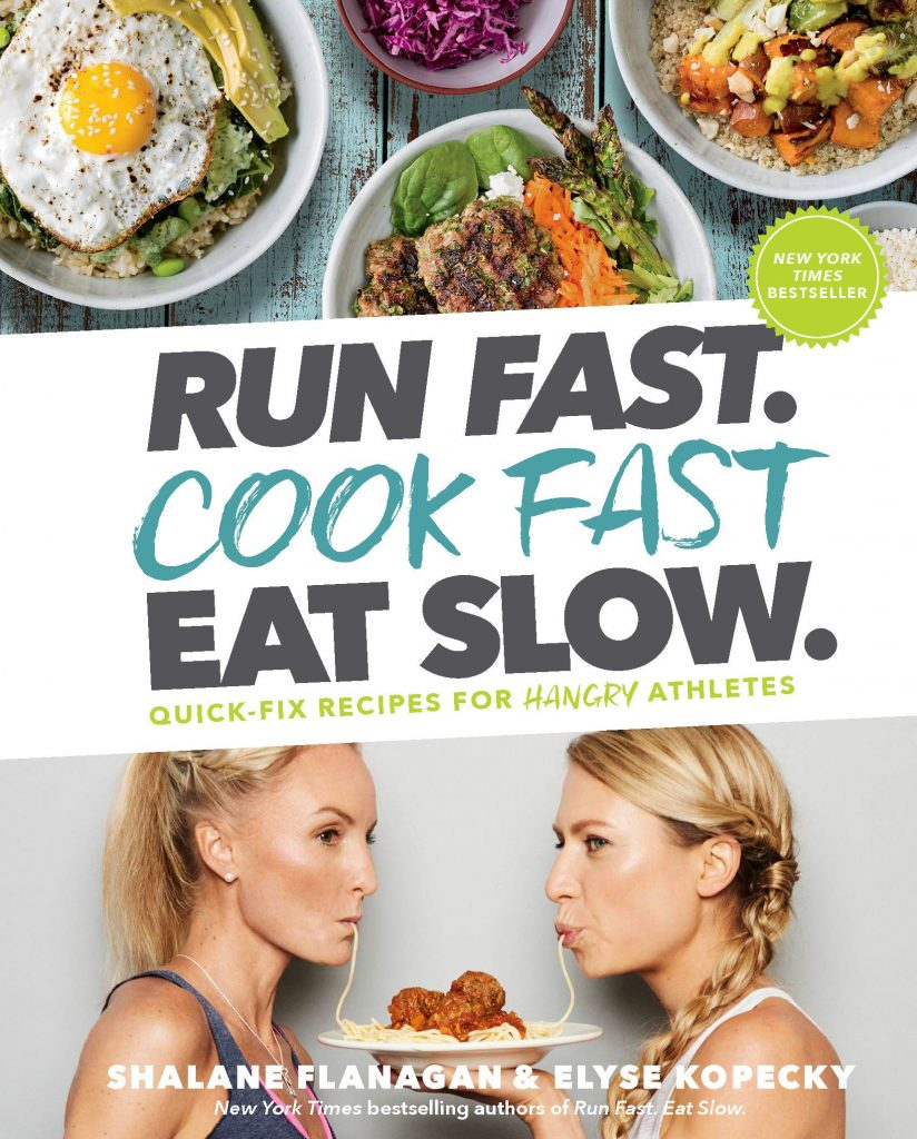 run fast cook fast eat slow healthy