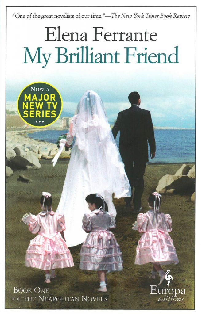 Elena Ferrante italy novel