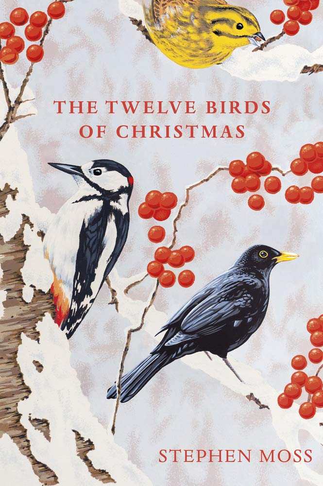 the twelve birds of christmas by stephen moss