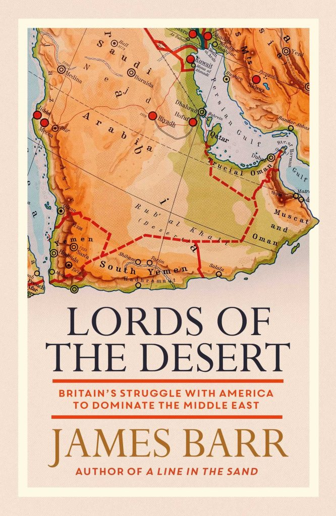 Lords of the Desert History Book
