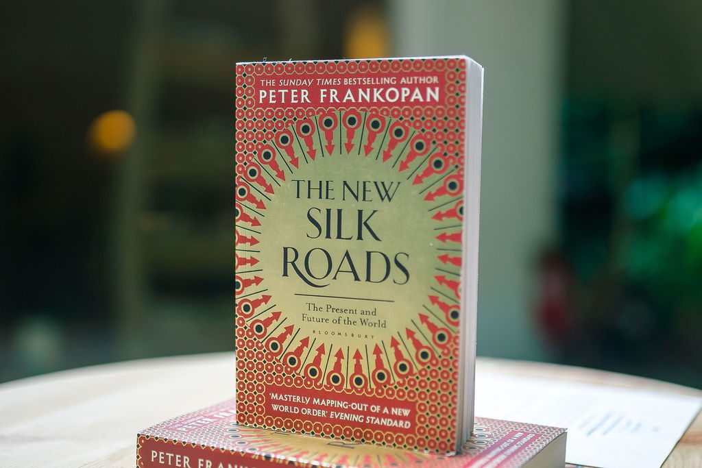 The New Silk Roads Book