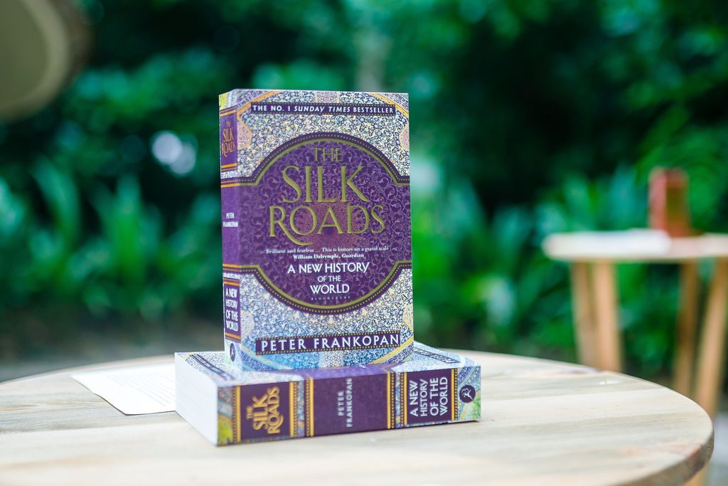 The Silk Roads Book