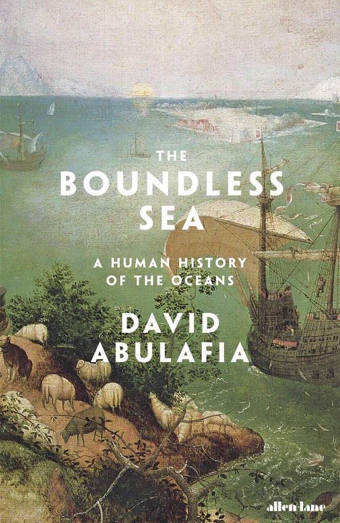 The Boundless Sea History Book
