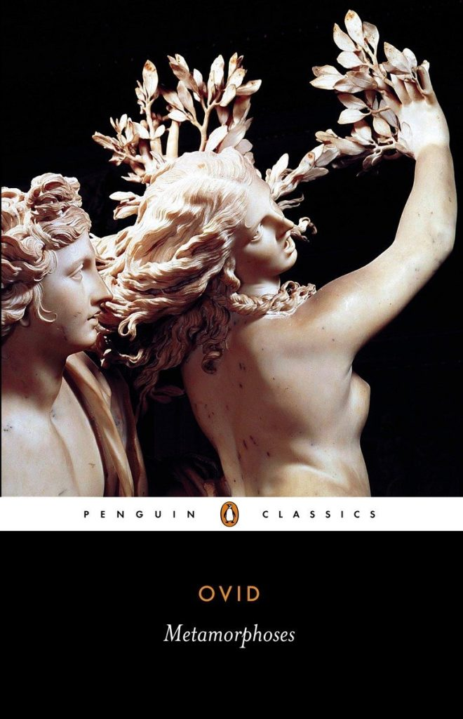 ovid poetry book