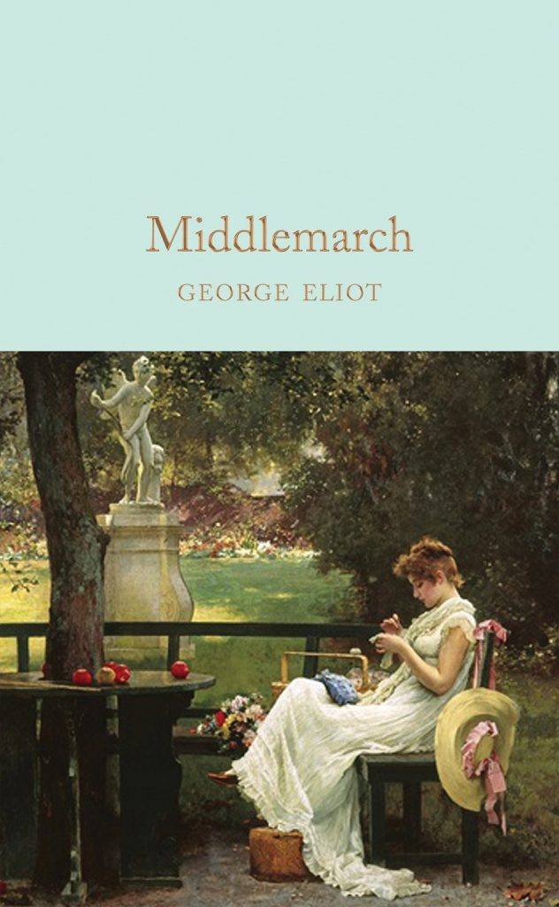 Middlemarch book by George Eliot