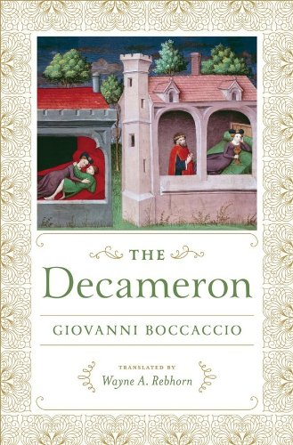 The Decameron Book by Boccaccio