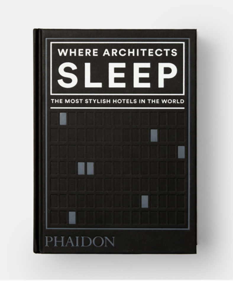 Hardback luxury travel book from Phaidon