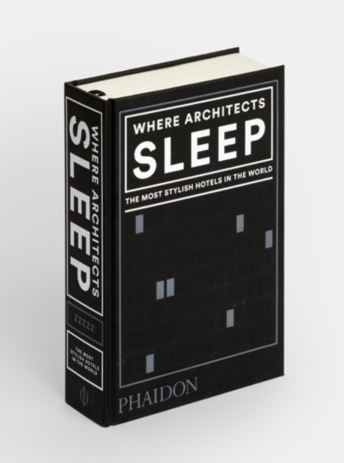 Where architects sleep book